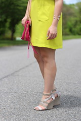 Avon mark. Love on the Lime Dress on #LivingAfterMidnite (jackiegiardina) Tags: fashion outfit neon style blogger lime hotpink neutral livingaftermidnight livingaftermidnite jackiegiardina