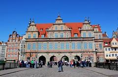 Zielona Brama (ika_pol) Tags: day poland sunny fair gdansk hansa pomerania pomorze