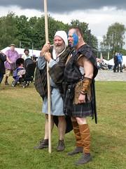 Ready for Battle (cessna152towser) Tags: kilt cunningham bannockburn