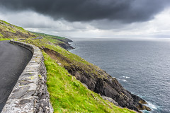 Between Dingle and Dunquin, co. Kerry, Ireland