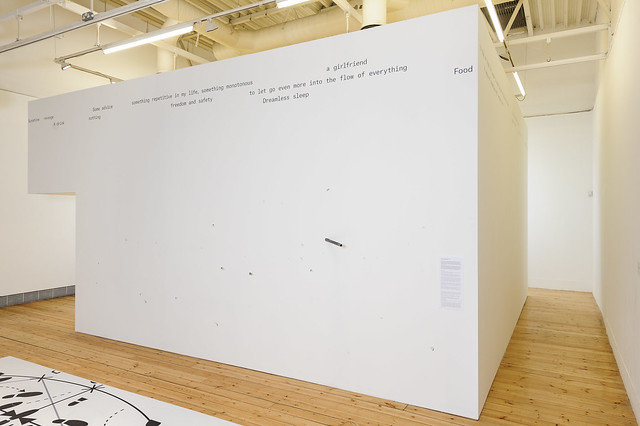 Clifford Owens installation 27