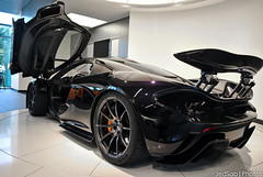 McLaren P1 (JedSab17) Tags: mclaren p1 v12 amethystblack