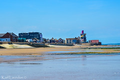 Redcar Seafron (karllaundon) Tags: family sea summer sun cute beach fun happy seaside day child laugh northeast rockpool redcar