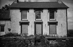 The House ([Scott]) Tags: urban film wales lomo lca kodak x plus omo ka
