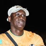 Fans de foot - Tristesse - Lausanne, Fan zone Bellerive - Coupe du Monde 2014 - Après le match Grèce - Côte d'Ivoire thumbnail