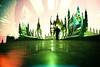 倫敦の幻影 -London mix (Hodaka Yamamoto) Tags: london station silhouette underground subway lomo lca lomography unitedkingdom doubleexposure tube tunnel double lomolca negative multiexposure ratseyeview lcwide