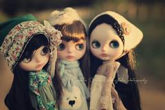 ♥ Anastasia, Manuela & Anita