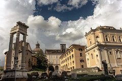 Ruins of Rome (Alex [Fino] LA) Tags: street city trip italy rome art history monument town ancient ruins capital culture retro zen alexla