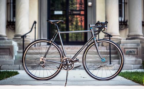 Curtis's Road Bike