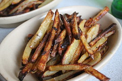 Baked and still delicious! (ironypoisoning) Tags: food paris france fries