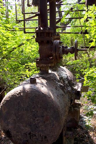 Bhopal. Union Carbide Factory Site.