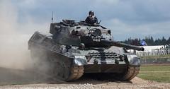 Leopard (FerretFingers) Tags: tank leopard armor mbt armour tankmuseum panzer bovington tankfest leopard1