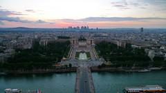 Eiffel Tower view (Nefeli.Jeevas) Tags: bridge paris france river french landscape europe european view eiffeltower eiffel eifel eifeltower parisview eiffelview eiffelrtowerview