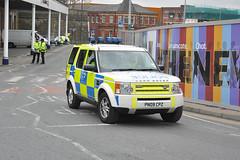 PN09CPZ Land Rover Discovery Lancashire Police (Vodka Burner) Tags: lancashire policecar landrover emergencyvehicle lancashirepolice landroverdiscovery pn09cpz