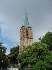 Bochum (photobeppus) Tags: street urban architecture germany deutschland photography cities churches bochum ruhr nordrheinwestfalen germania