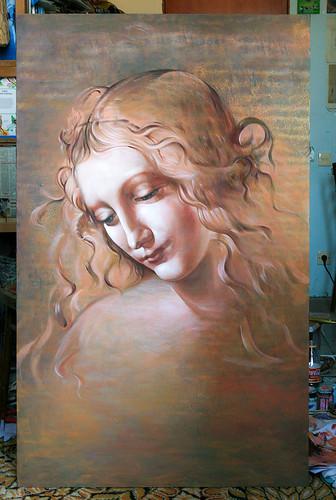 Portrait Leonardo ©  aplart