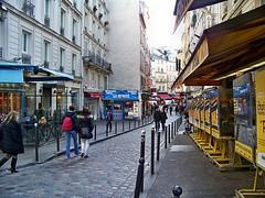 Paris - Saint Michel, Rue de la Harpe (j.m.camara) Tags: paris europa gente ciudad vida rincones urbana turismo francia calles