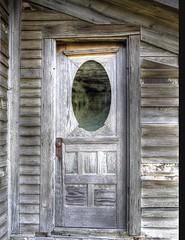 Nice door (Ryan Wunsch) Tags: door house abandoned portal saskatchewan prairies ryanwunsch