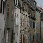 Camaret-sur-mer, Strassenzug in der Altstadt thumbnail