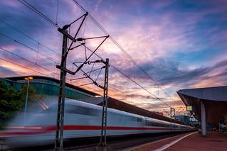 kassel train stration