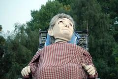 Memories of August 1914 (Scouse Smurf) Tags: world liverpool giant de war grandmother royal first puppets giants now luxe 1418 centenary newshampark memoriesofaugust1914