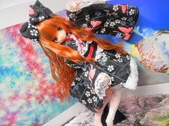 Turn! (nanatsuhachi) Tags: photography doll snap kimono koron azone pureneemo excute excute kumasankoron
