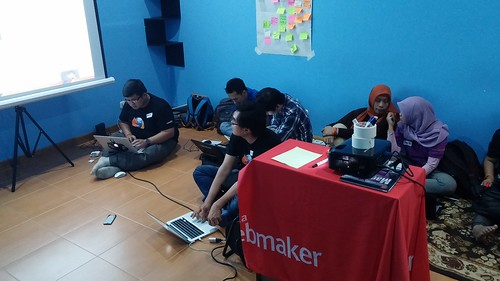 #MozBelajar 2 : Webmaker Workshop
