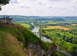 Tal der Dordogne / Dordogne Valley