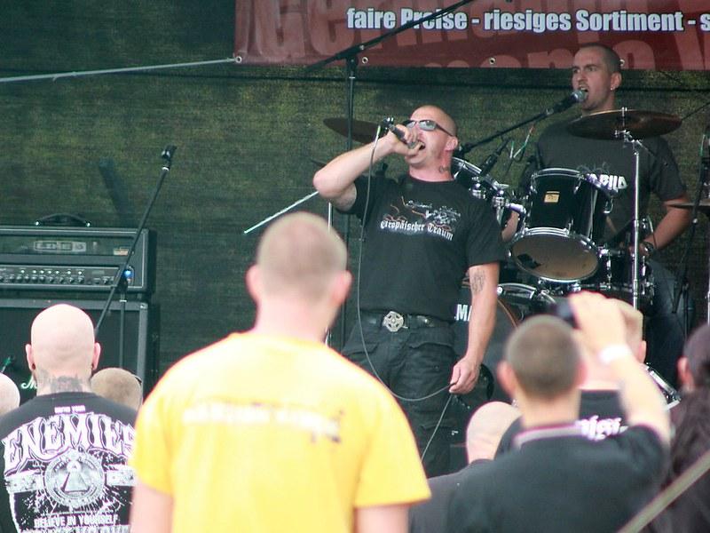 Fotogalerie: Die Bands ließen ihrem Hass freien Lauf