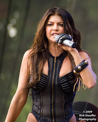 Throwback Thursday / Fergie with the Black Eyed Peas @ Bumbershoot / Seattle / Sept, 2009 (Kirk Stauffer) Tags: show seattle light portrait musician music woman usa brown black cute sexy girl beautiful festival rock female hair us photo washington outfit concert nikon women long pretty tour singing song live stage gig performing band pop event wash sing singer indie funk peas vocalist wa eyed perform brunette thursday sept vocals 2009 fergie rb kirk bumbershoot throwback entertaining tbt stauffer singersongwriter blackeyedpeas lighing d700 throwbackthursday kirkstauffer