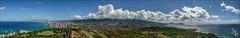 Diamond Head, Hawaii (Stuart-Saunders) Tags: travel panorama hawaii diamondhead honolulu
