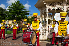 The Disneyland Band (La Fanfare Disney)