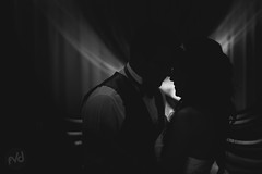 Photo de la semaine - 2014-09-07 (FVD.Multimdia) Tags: wedding bw white black monochrome silhouette dark dance slow fujifilm mariage bnw matte chibougamau xt1