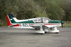 G-BZLG (IndiaEcho Photography) Tags: england robin canon airplane eos airport aircraft aviation aeroplane civil dorset bournemouth airfield boh aicraft hurn eghh 1000d gbzlg