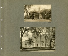 photo album 02928-01-p08 (Olmsted Archives, Frederick Law Olmsted NHS, NPS) Tags: ohio oberlin oberlincollege