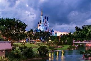 Cinderella's Sunset