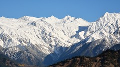 Shrikhand Mahadev Shivling. (draskd) Tags: mountain landscape shimla traveller himalaya himachal himalayas himachalpradesh sarahan travelpic nh22 himalayanpeaks shrikhandrange shrikhandmahadevshivling shrikhandshivling waytokinnaur