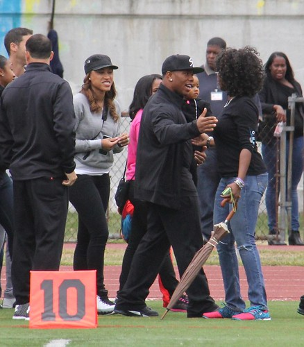 Ray Rice and his wife attend local New R by AndrewDallos, on Flickr
