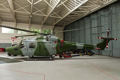 Westland Lynx AH7 - 1 (NickJ 1972) Tags: museum day aviation v duxford practice westland lynx 2014 iwm ah7 xz194