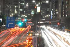 nagoya12659 (tanayan) Tags: road street light urban japan night town nikon cityscape view nagoya  sakura sakae  aichi   d90