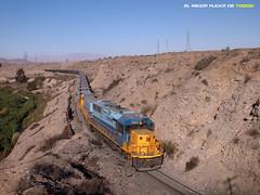 FERRONOR | MAITENCILLO (EL MEJOR FLICKR DE TODOS!) Tags: del tren trenes norte maitencillo ferronor