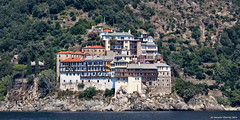 Athos (Άθως, Àthos) (NinjaAndi) Tags: canon greece monastery macedonia griechenland kloster athos makedonien chalkidiki halkidiki mittelmeer mediteraneansea eos6d ef70200mmf4lisusm