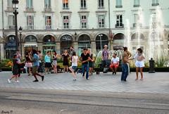 Place Jean jaurs, Tours (photography.sandy) Tags: canon tours placejeanjaures eos1100d