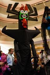 Aku (Samurai Jack) (sciencensorcery) Tags: cosplay dragoncon samuraijack dragoncon2014