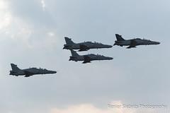 Hawk Mk120 Formation (Renier Siebrits) Tags: africa expo hawk airshow defense defence aerospace afb waterkloof mk120 aad2014