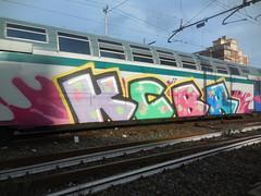 DSCN9008 (en-ri) Tags: verde train writing graffiti blu crew rosso lilla savona kcbr