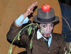 SI Labrador 2012 (Emepol Photo) Tags: apple artist manzana kermesse artista maquillaje sanisidro kerms sanisidrolabrador