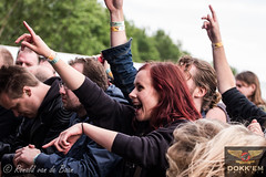 """Dokk'em Open Air 2015 - 10th Anniversary - Vrijdag-32 • <a style=""""font-size:0.8em;"""" href=""""http://www.flickr.com/photos/62101939@N08/18876115800/"""" target=""""_blank"""">View on Flickr</a>"""