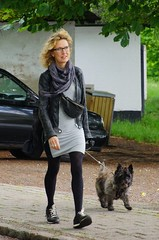 Tina and Otto (osto) Tags: dog pet animal denmark europa europe sony terrier zealand otto scandinavia danmark cairnterrier slt a77 sjlland osto alpha77 osto june2015
