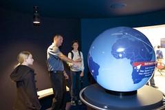 6-SA Gateway Gallery Magic Planet
